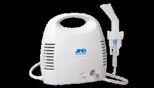 A&D CN-231 надёжный компрессорный ингалятор для всей семьи