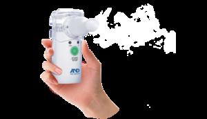 A&D UN-233 портативный и лёгкий мэш-ингалятор