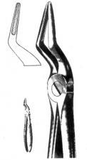 Щипцы д-удаления Surgicon №51